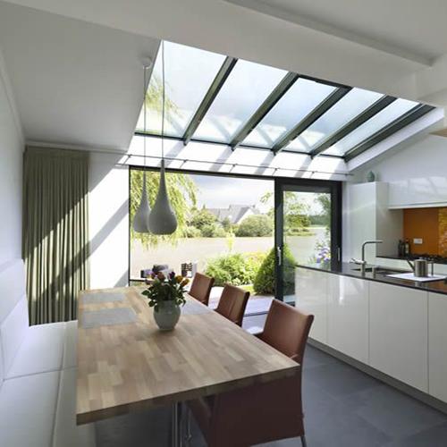 Lichtstraten keuken
